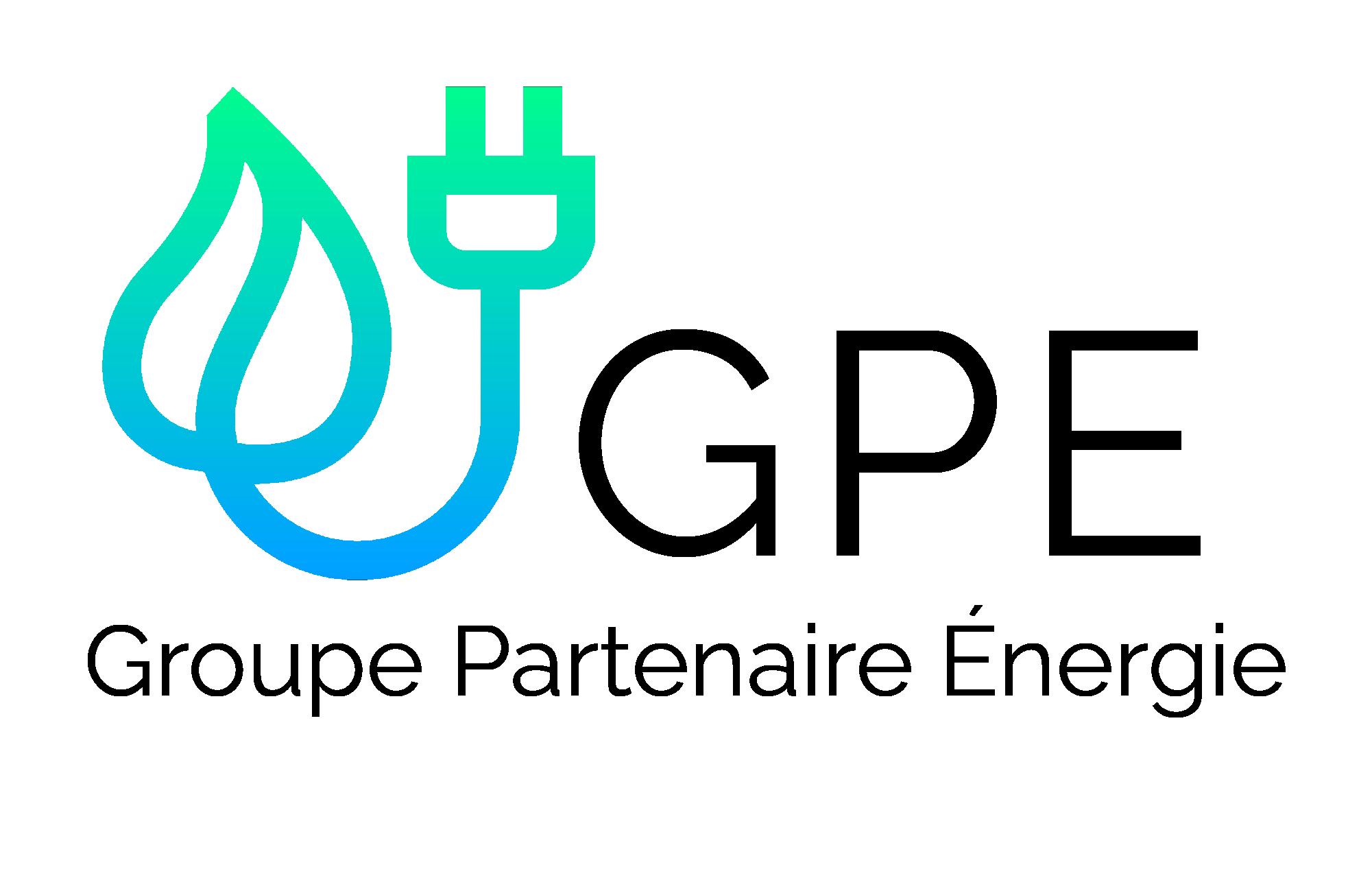Logo GROUPE PARTENAIRE ÉNERGIE_noir-rectangle