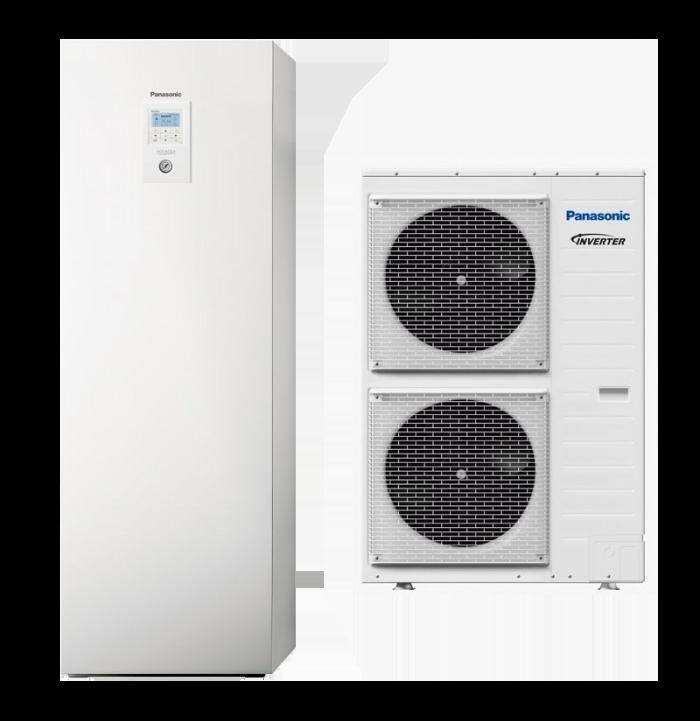 Panasonic Aquarea T-CAP bi bloc génération H