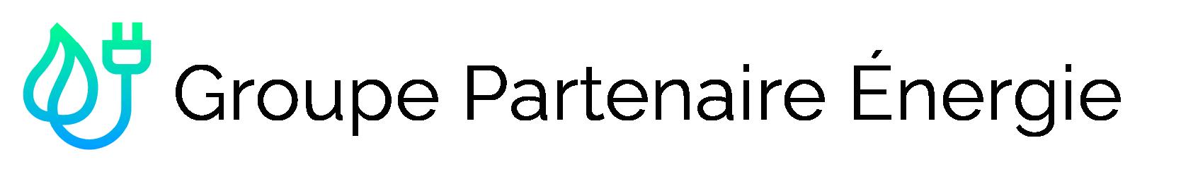 Logo GROUPE PARTENAIRE ÉNERGIE_noir