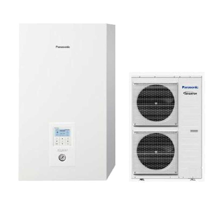 Panasonic Aquarea T-CAP Bi-bloc Génération H